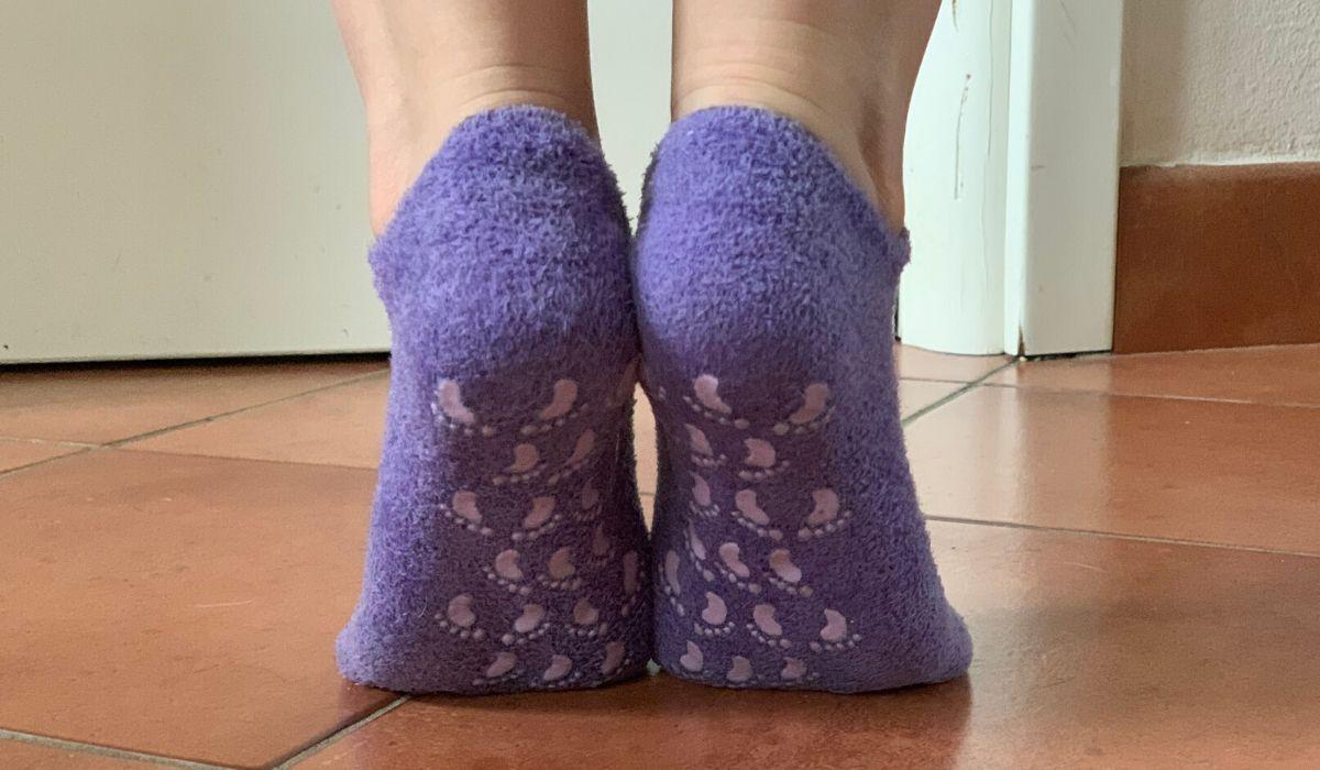 I Miracolosi calzini idratanti alla Lavanda di Dr Organic